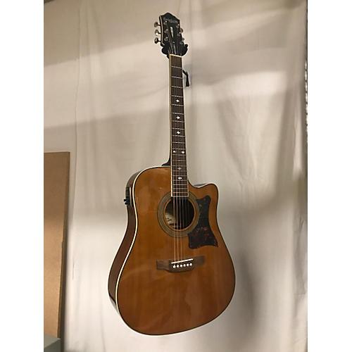 Epiphone DR500MCE Masterbuilt Acoustic Electric Guitar