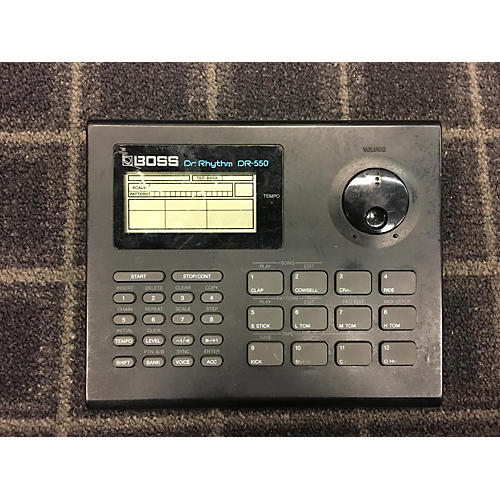 Boss DR550 DR RHYTHM Production Controller