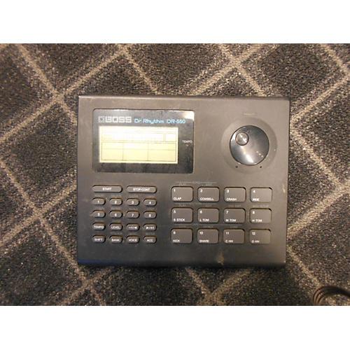 Boss DR550 DR Rhythm Drum Machine-thumbnail