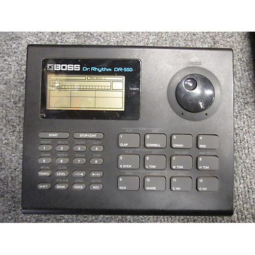 Boss DR550 Drum Machine