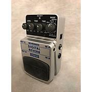 Behringer DR600 Digital Stereo Reverb Effect Pedal