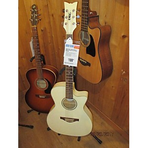 Pre-owned Daisy Rock DR6274 Acoustic Electric Guitar by Daisy Rock