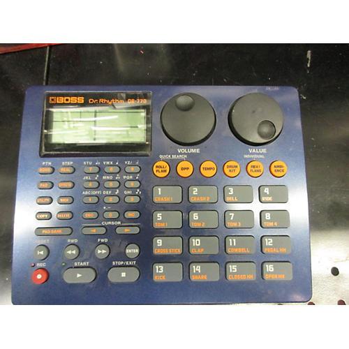 Boss DR770 Dr Rhythm Drum Machine-thumbnail