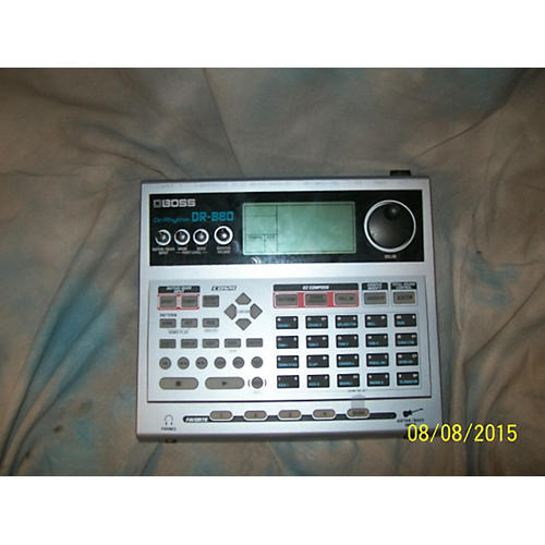 Boss DR880 Dr Rythym Drum Machine