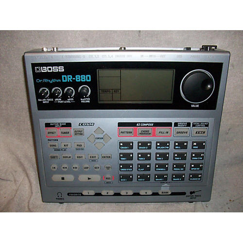 Boss DR880 Dr Rythym Drum Machine-thumbnail
