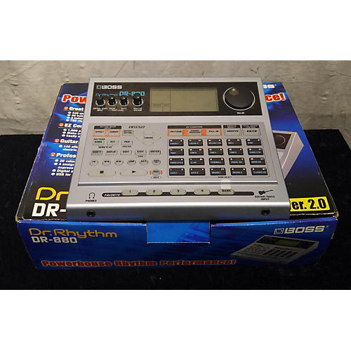 Boss DR880 Dr Rythym Drum Machine-thumbnail