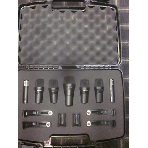 Digital Reference DRDK7 7 Piece Percussion Microphone Pack-thumbnail