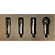 Digital Reference DRDRM4 4 Piece Percussion Microphone Pack