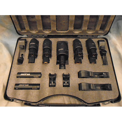 Digital Reference DRDRM7 7 Piece Percussion Microphone Pack