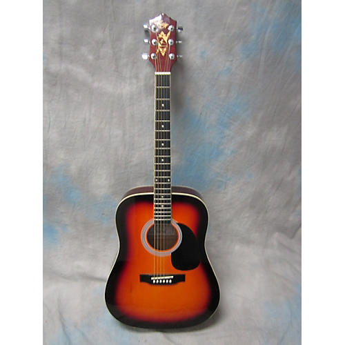 Kay DREADNOUGHT Acoustic Guitar