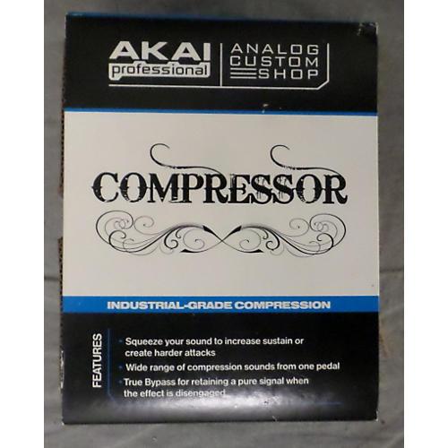 Akai Professional DRIVE3 COMPRESSOR Effect Pedal