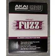 Akai Professional DRIVE3 FUZZ Effect Pedal