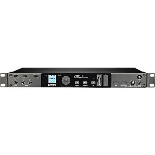 Gemini DRP-1 Rack Mount Digital Recorder