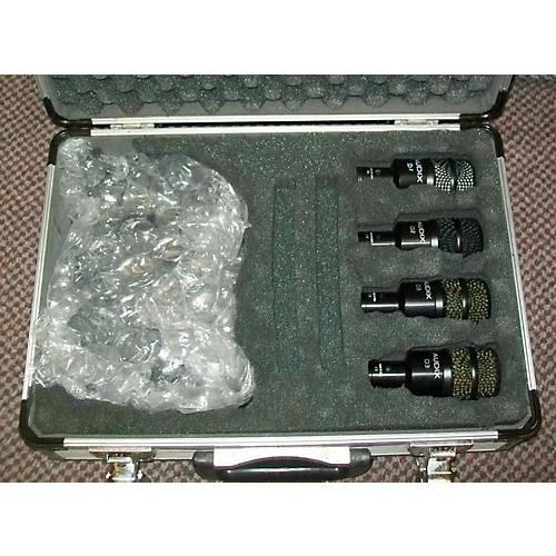 Audix DRUM MIC PACK - D1 D2 D3 D3 Drum Microphone-thumbnail