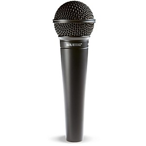Digital Reference DRV100 Dynamic Cardioid Handheld Mic by Digital Reference