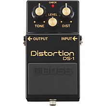 Boss DS-1 Distortion 40th Anniversary Guitar Effects Pedal