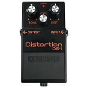 Boss DS-1 Limited Edition Black Distortion Pedal