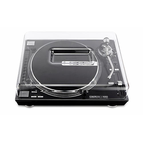 Decksaver DS-PC-RPTURNTABLE Reloop RP-8000 / RP-7000 Cover