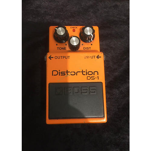 Boss DS1 Distortion Effect Pedal-thumbnail