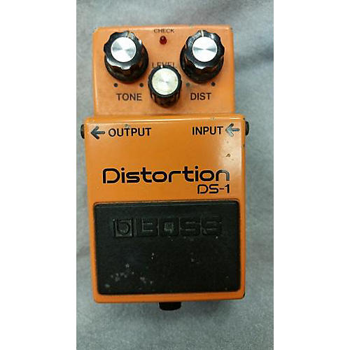 Boss DS1 Distortion Effect Pedal
