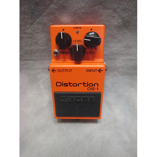 Boss DS1 Distortion Keeley Modded Effect Pedal