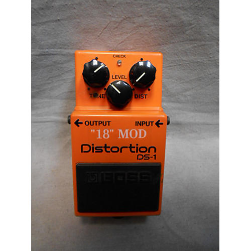 Boss DS1 Distortion MOD 18 COMP Effect Pedal-thumbnail