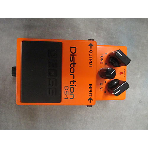 Boss DS1 Distortion Monte Allums Mod Effect Pedal-thumbnail