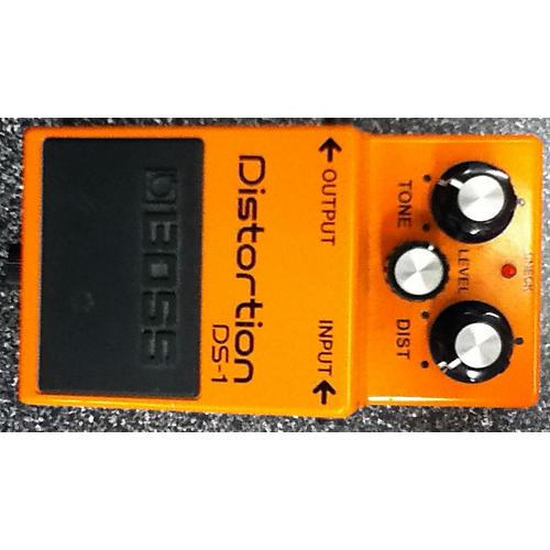 Boss DS1 Distortion Orange Effect Pedal-thumbnail