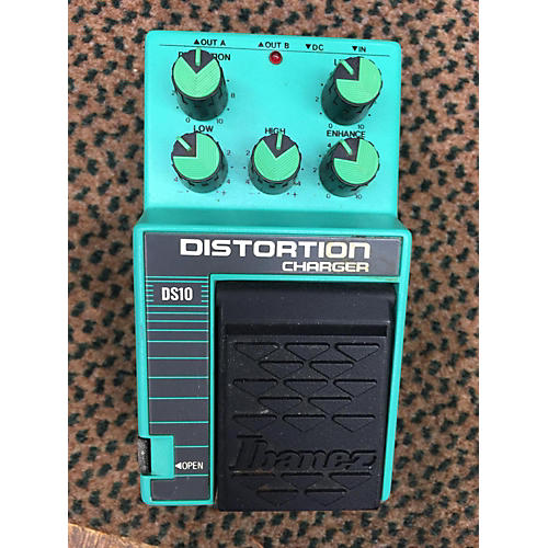 Ibanez DS10 Distortion Charger Effect Pedal