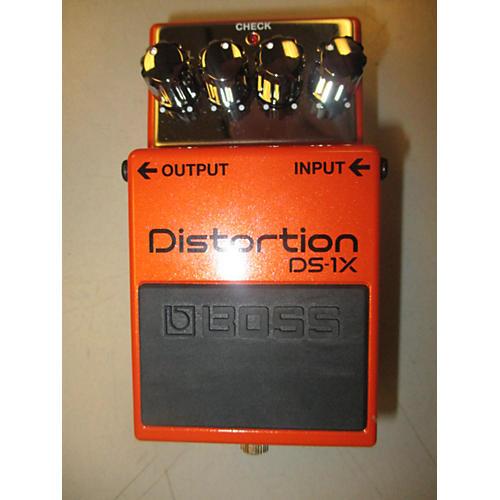 Boss DS1X Distortion Effect Pedal-thumbnail