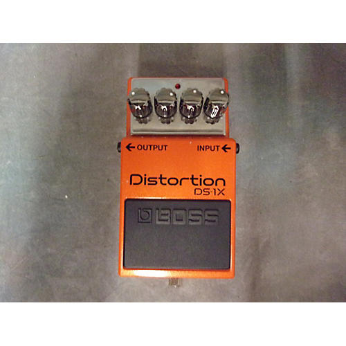 Boss DS1X Distortion Effect Pedal