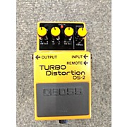 Boss DS2 Turbo Distortion Effect Pedal