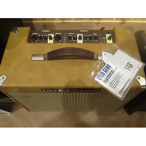 Ultrasound DS3 Acoustic Guitar Combo Amp-thumbnail
