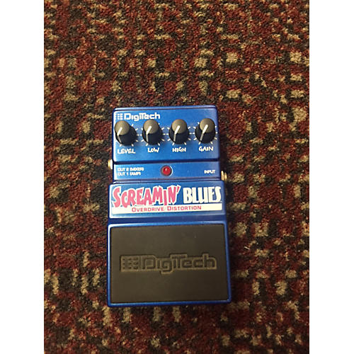 Digitech DSB Screaming Blues Effect Pedal-thumbnail