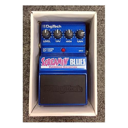 Digitech DSB Screaming Blues Effect Pedal