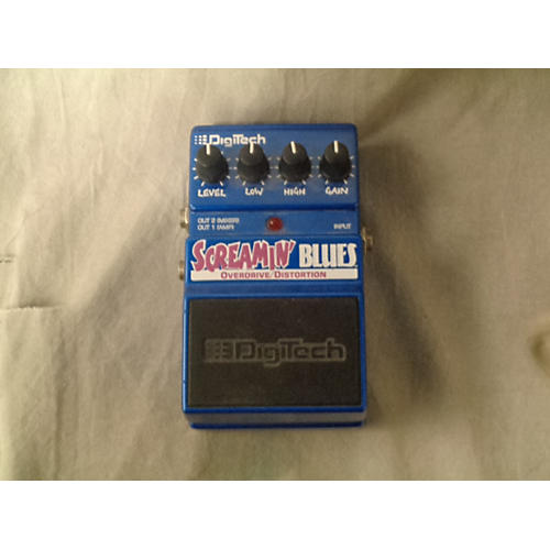 Digitech DSB Screaming Blues Effect Pedal-thumbnail