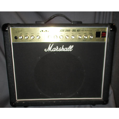 Marshall DSL 401 Tube Guitar Combo Amp