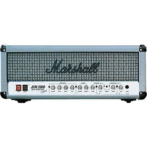 Marshall DSL100 Silver Edition 100 Watt All-Tube Head