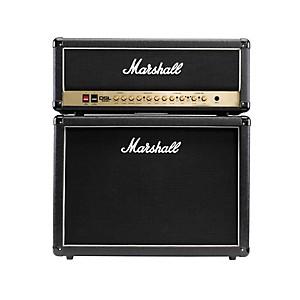 Marshall DSL100H / MX212 100 Watt 2x12 All Tube Guitar Stack w/ Celestion Seven...