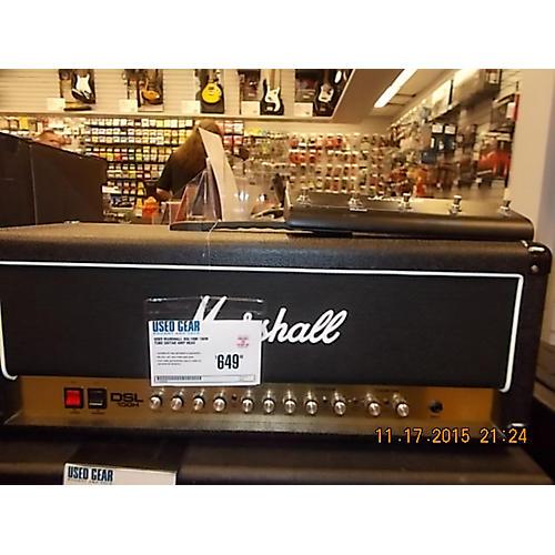 Marshall DSL100H 100W Tube Guitar Amp Head-thumbnail