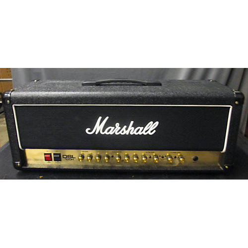 Marshall DSL100H 100W Tube Guitar Amp Head-thumbnail