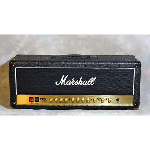 Marshall DSL100H 100W Tube Guitar Amp Head