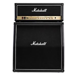Marshall DSL100H and MX412A 4x12 100 Watt All-Tube Half Stack