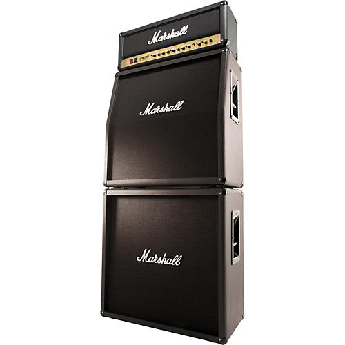 Marshall DSL100MLB and MC412 Full Stack Stack