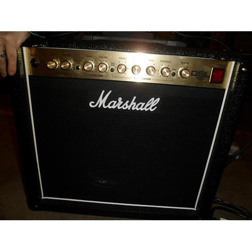 Marshall DSL15C 15W 1x12 Tube Guitar Combo Amp