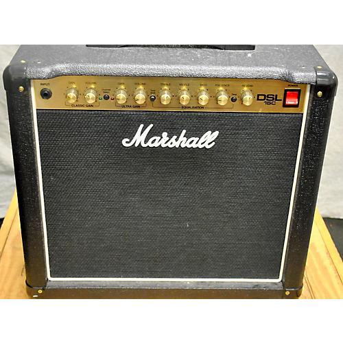 Marshall DSL15C 15W 1x12 Tube Guitar Combo Amp-thumbnail