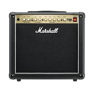 Marshall DSL15C 15 Watt All-Tube 1x12 Guitar Combo Amp