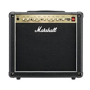 Marshall DSL15C 15 Watt All-Tube 1x12 Guitar Combo Amp