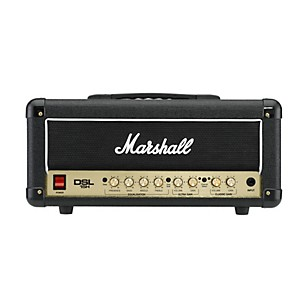 Marshall DSL15H 15 Watt All-Tube Guitar Amp Head