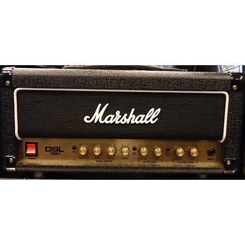 Marshall DSL15H 15W Tube Guitar Amp Head-thumbnail